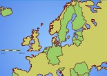 Geographie Pays d'Europe