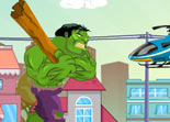 Hulk Destruction de Ville