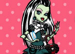 Monster High Coloriage