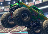 Monster Truck Lettres Cach�es