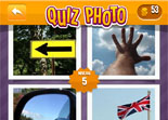 Quiz Photo 4 photos une chose en commun iPhone