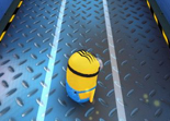Moi Moche et M�chant Minion Rush iPad
