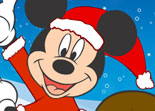 Mickey Mouse No�l