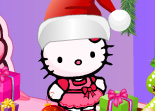 Hello Kitty P�re No�l