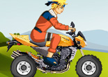 Naruto Ultimate Challenge Moto Cross