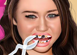 Miley Cyrus Dentiste