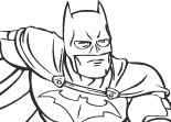 Batman � Colorier