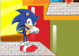 Sonic Chasseur d'Amour