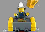 Lego Mine d'Or