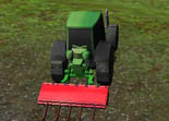 3D Tractor Simulator Farm Game Android