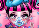 B�b� Monster High a la Grippe