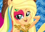 Applejack Habillage
