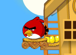 Angry Birds Prot�ge la Maison