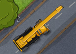 Camion Grue Parking 2