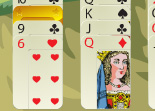 Solitaire en or