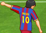 Messi Reprise de Vol�e