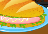 Sandwich Hot Dog � D�corer