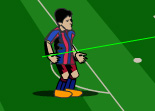 Lionel Messi contre les Zombies