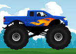 Monster Truck Bigfoot Challenge