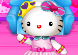 Hello Kitty D�coration Anniversaire