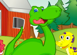 Dinosaure Trouver les Diff�rences