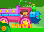 Dora Transport de Fruits