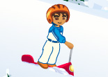 Diego Scooter des Neiges