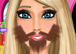 Barbie Raser la Barbe