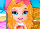 B�b� Barbie Journ�e Picnic