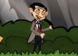 Mr Bean Golf �le du Dragon