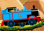 Train Thomas en Egypte