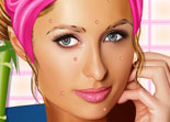 Paris Hilton Maquillage de Soir�e