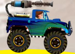 Monster Truck Fou