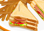 Club Sandwich � la Dinde