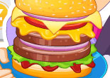 Comp�tition de Hamburgers