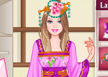 Barbie Princesse Chinoise