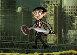Mr Bean Guerrier