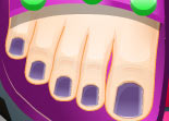 Ongles des Pieds � Maquiller