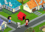 Peanuts Snoopy's Town Tale iPhone
