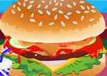 D�coration Burger Gouteux