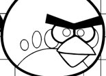 Coloriage Film Angry Birds