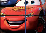 Flash McQueen Puzzle Labyrinthe