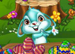 Lapin de P�ques Club de la For�t